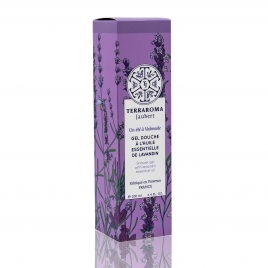 Shower gel A Summer in Valensole, 200 ml