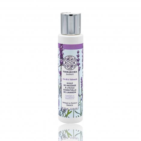 Massage oil A Summer in Valensole, 100 ml