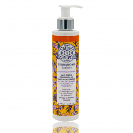 Cream body milk A Spring in Valensole, 200 ml