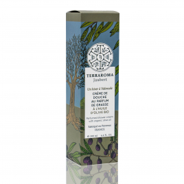 Shower cream A Winter in Valensole, 200 ml