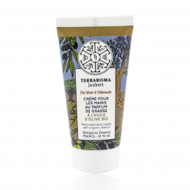 Hand cream A Winter in Valensole, 50 ml
