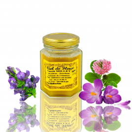 Multi-flower honey, 125 g