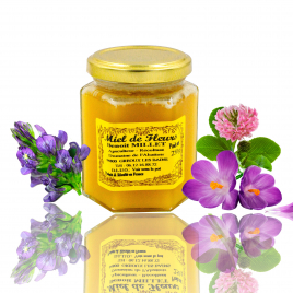 Multi-flower honey, 250 g