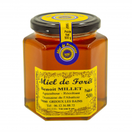 Black forest honey, 500 g - IGP Provence