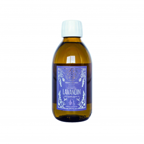 Lavandin essential oil, 250 ml