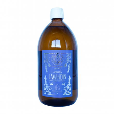 Lavandin essential oil, 1 Litre