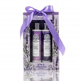 Lavender Duo shower gel & shampoo