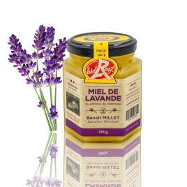 Lavender honey, 250 g - IGP Provence et Label Rouge