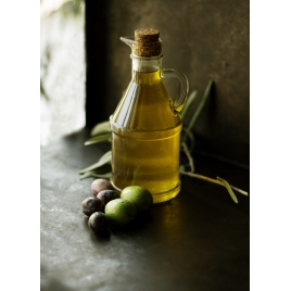 Huile d'olive vierge extra AOC 25cl